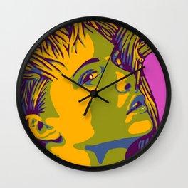 Sleeping Forest 12 Wall Clock