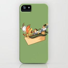Omashu Slide iPhone Case
