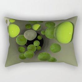 The origin Rectangular Pillow