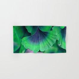Ginkgo leaf Hand & Bath Towel