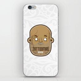 T A T T O O M A N iPhone Skin
