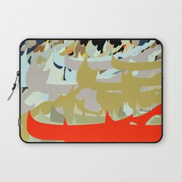 Contemporary Persian Calligraphy Laptop Sleeve