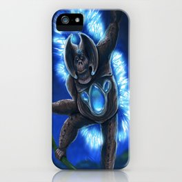 Nocturnatan iPhone Case