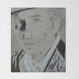 Bob Dylan Throw Blanket