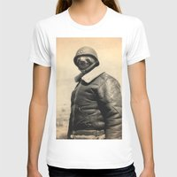 general T-shirts featuring General Sloth by Bakus