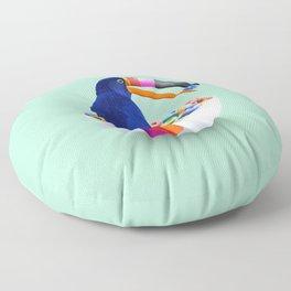LOOP TOUCAN Floor Pillow