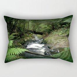Cool Stream Rectangular Pillow