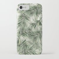 palms iPhone & iPod Cases featuring palms by .eg.