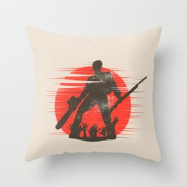 Wicked Rudeboy Throw Pillow