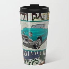 License Please Travel Mug