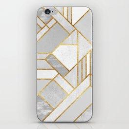 Gold City iPhone Skin