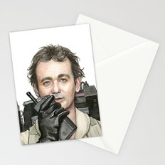 Bill Murray as Peter Venkman from Ghostbusters Stationery Cards