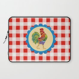 Rise and Shine Rooster Laptop Sleeve