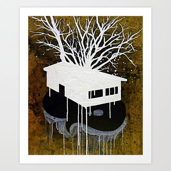 """Unknown III"" Art Print"