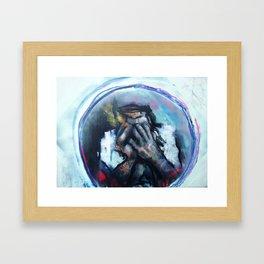 Hands/Circle Jerks Framed Art Print