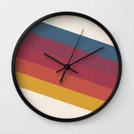 Manat Wall Clock