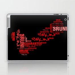 Bruni Guarantee Laptop & iPad Skin