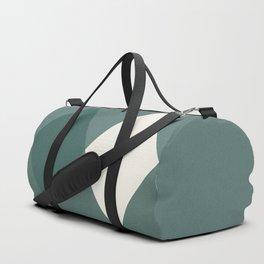 Simple geometrical pattern Duffle Bag
