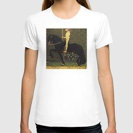 Gustav Klimt - Golden Rider T-shirt