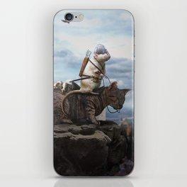 The Dragon Hunter iPhone Skin