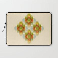 60's Pattern Laptop Sleeve