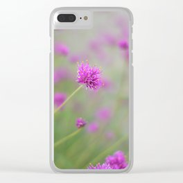 Sway Of Dreams Clear iPhone Case