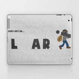 Liar Laptop & iPad Skin