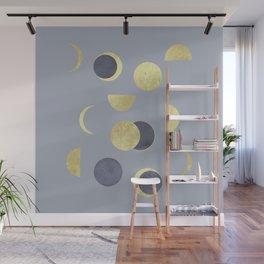 Moons Wall Mural