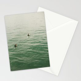 Surfers Stationery Cards