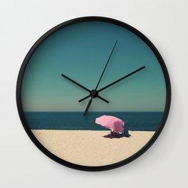 summer love Wall Clock