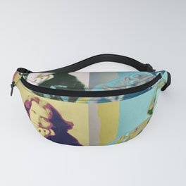"""I can resist everything except temptation."" Fanny Pack"