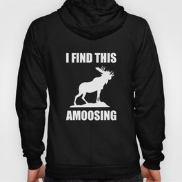 I Find This Amoosing Hoody
