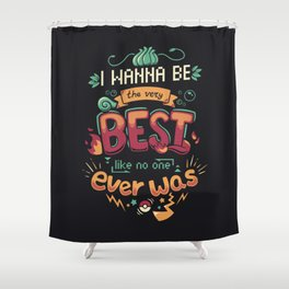 The Very Best Shower Curtain