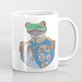 Illustrious Frog Coffee Mug