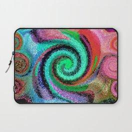 Sticky Love Mosaic Laptop Sleeve