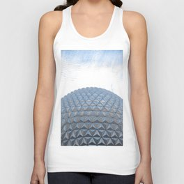 A Whole New World Unisex Tank Top