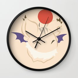 Moogle Wall Clock