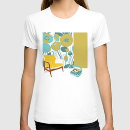 The yellow chair T-shirt