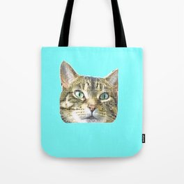 National Cat Day Tote Bag