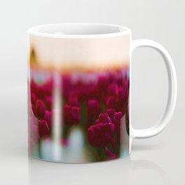 Spring Tulip Fields Coffee Mug