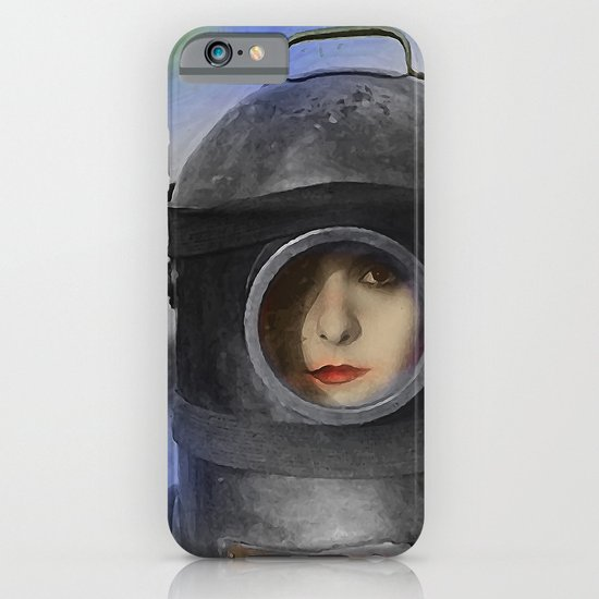 Heroine iPhone & iPod Case