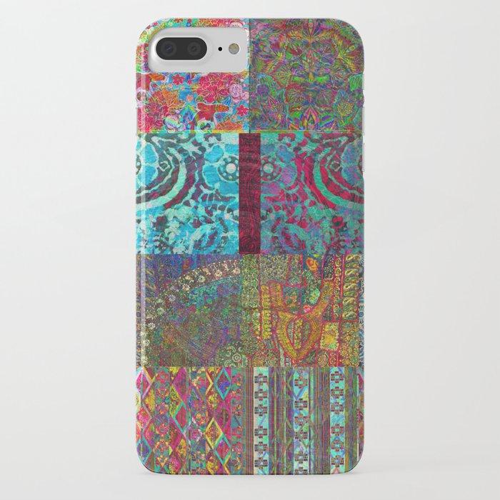 bohemian wonderland iphone case