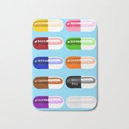 Pill Popper Bath Mat