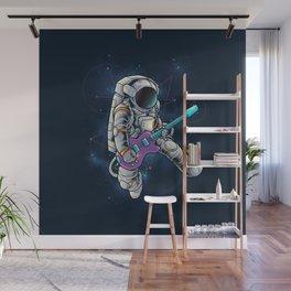 Spacebeat Wall Mural