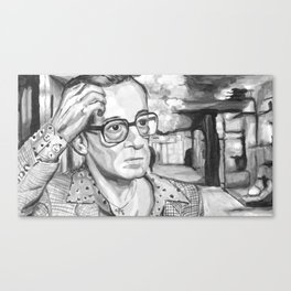 Broadway Danny Rose no. 4 Canvas Print