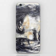 Odette by carographic, Carolyn Mielke iPhone & iPod Skin