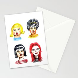 Best Friends Forever Stationery Cards