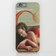 Drawing in the Sand Slim Case iPhone 6s