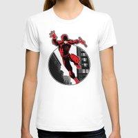 daredevil T-shirts featuring Daredevil by Atom Manhattan