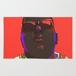 Biggie Smalls Rug